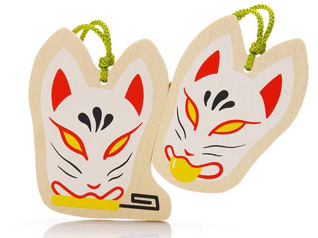 神狐絵馬(しんこえま)